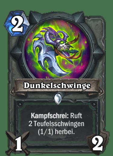 Dunkelschwinge