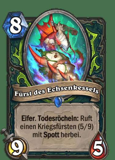 Fürst des Echsenkessels