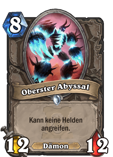Oberster Abyssal