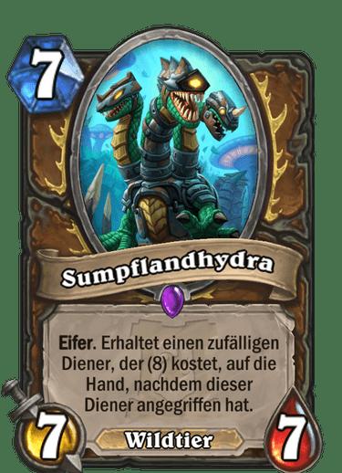 Sumpflandhydra