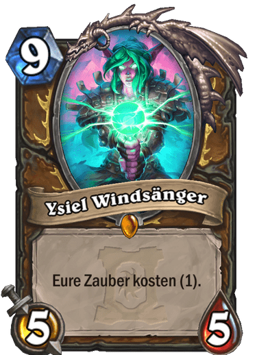 Ysiel Windsänger