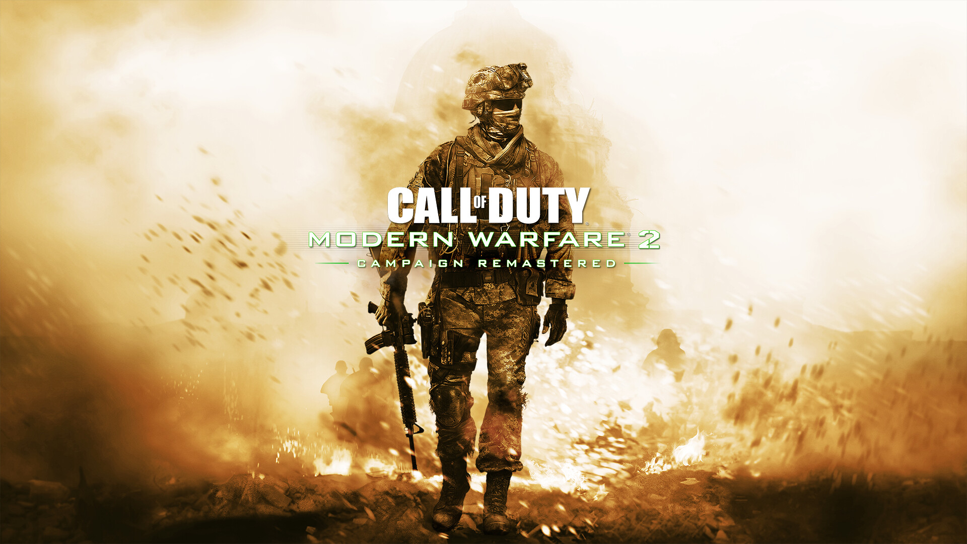 Call of Duty Modern Warfare 2 Campaing Remastered
