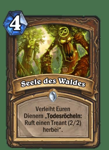 Seele des Waldes