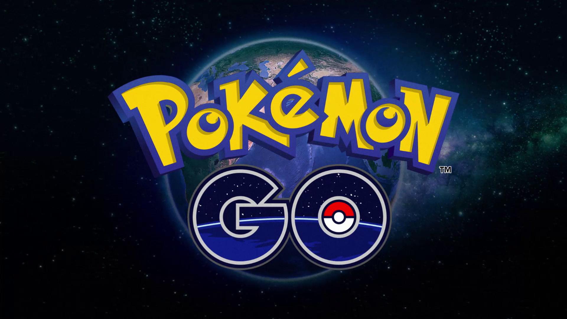 Pokémon GO Title