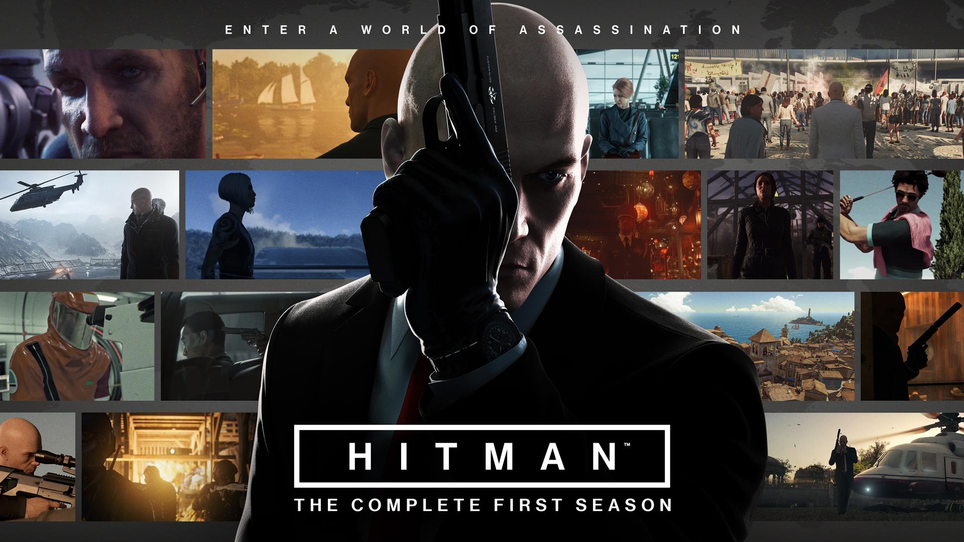 Hitman First Season