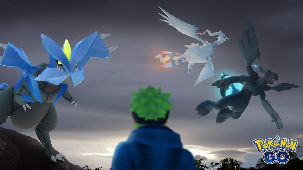 Zekrom, Reshiram und co. in Pokémon GO