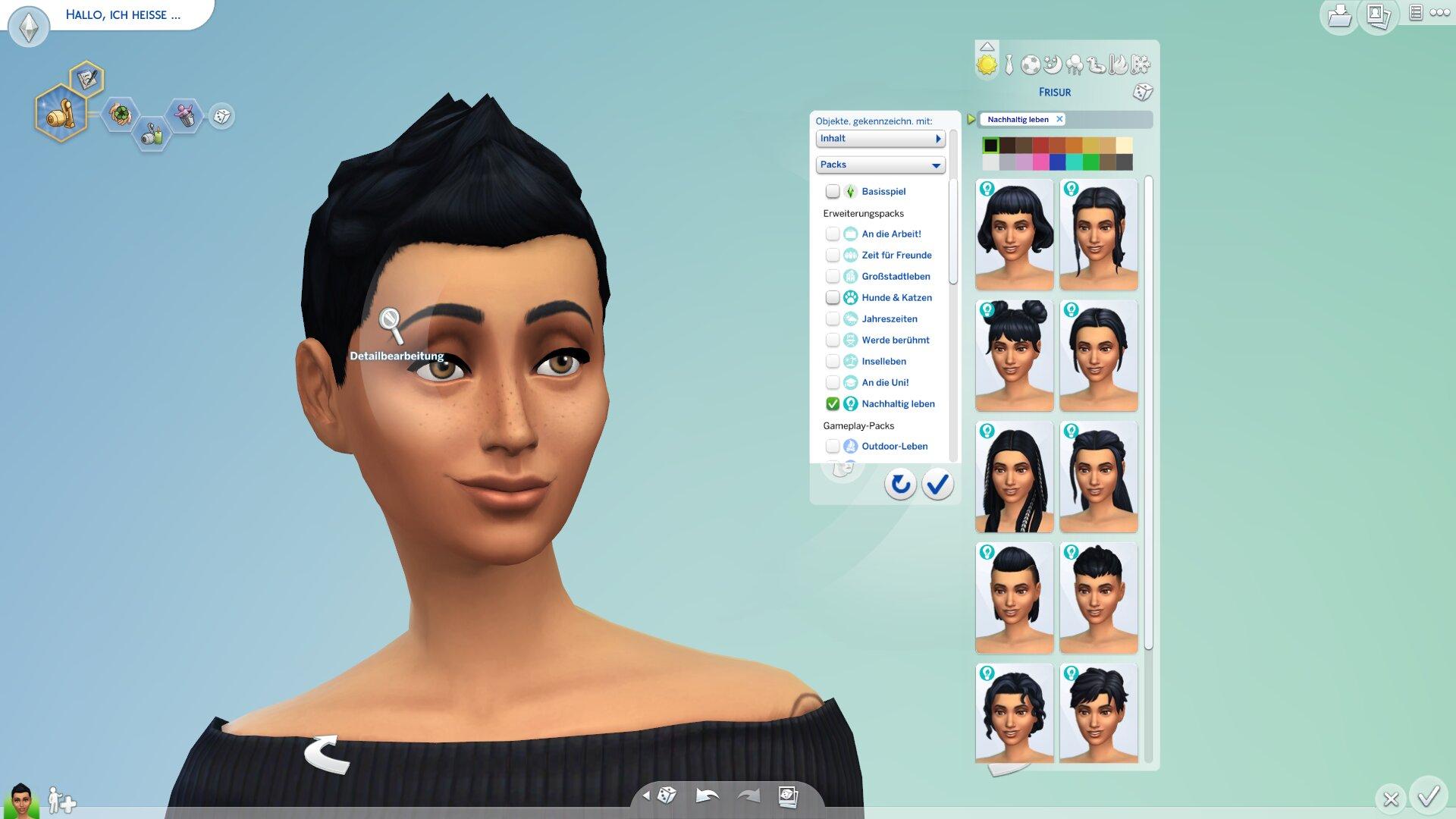 Die Sims 4: Nachhaltig leben