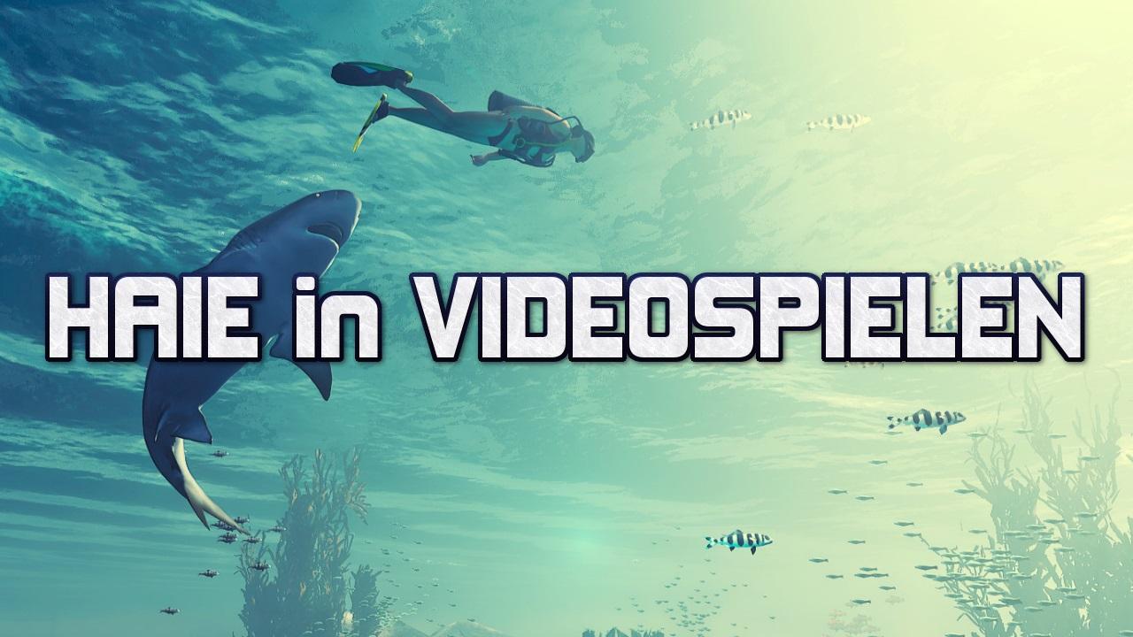 Haie in Videospielen