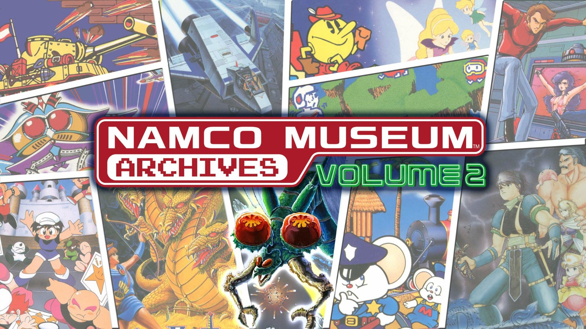 Namco Museum Archives: Volume 2
