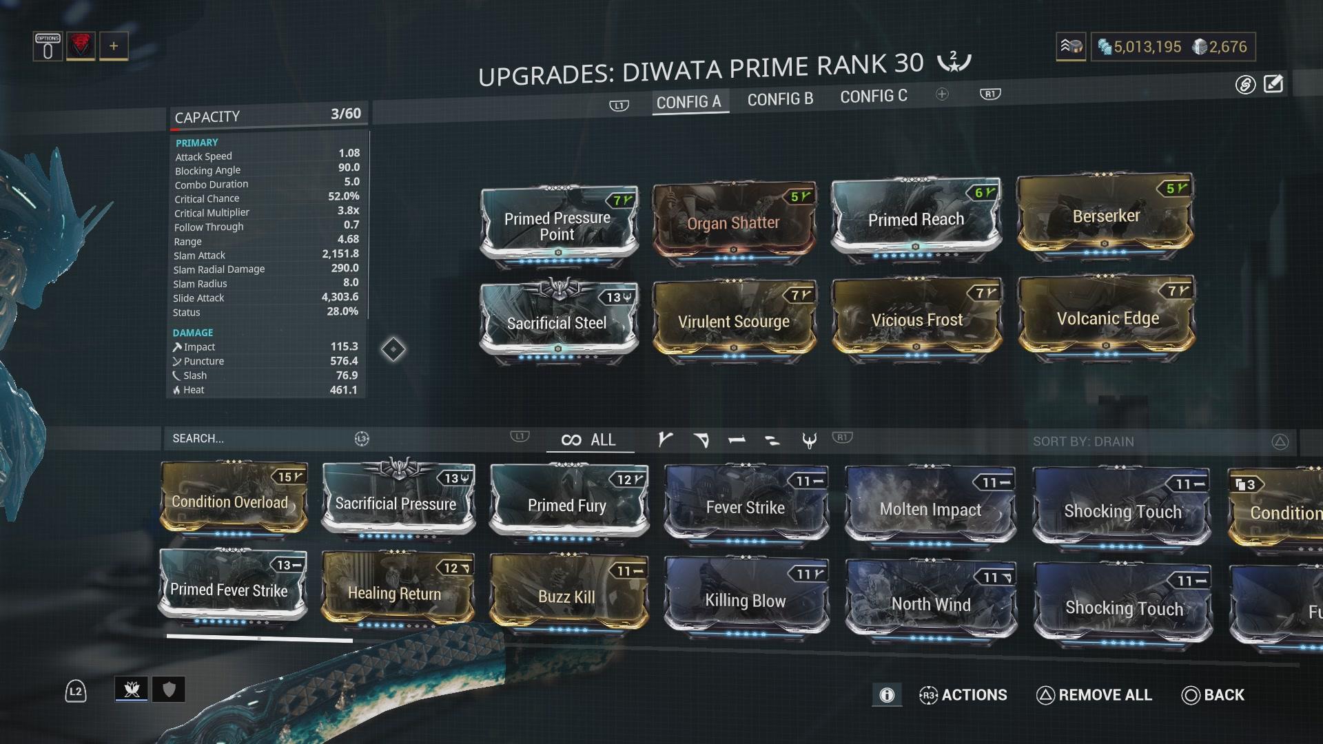 Warframe Titania Prime Access