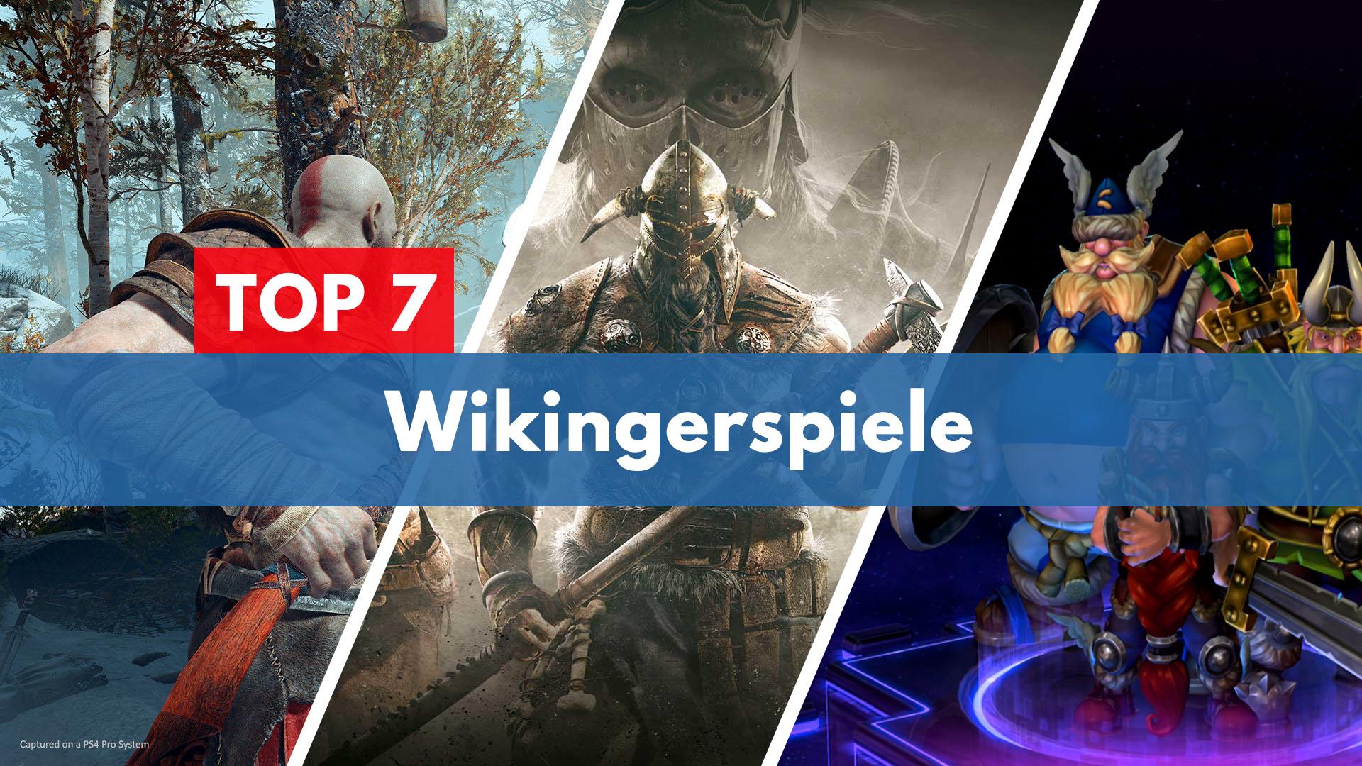 Top 7 Wikingerspiele
