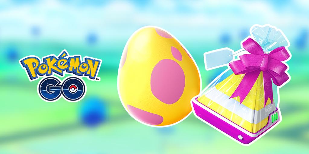 Egg-Event Pokémon GO