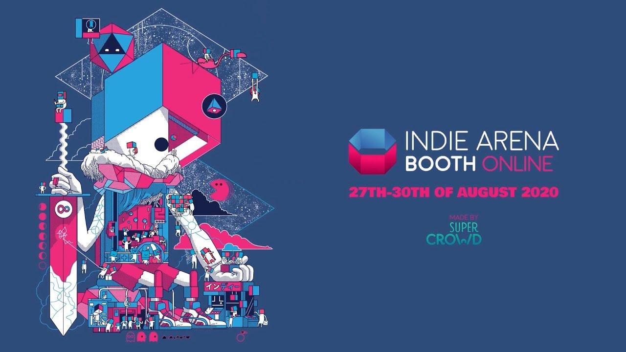 Indie Arena Booth Online 2020