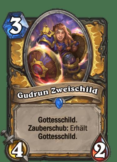 Gudrun-Zweischild