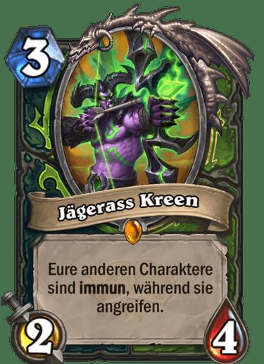 Jägerass Kreen