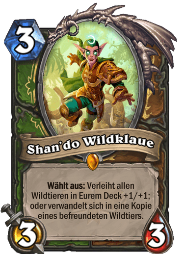 Shando-Wildklaue