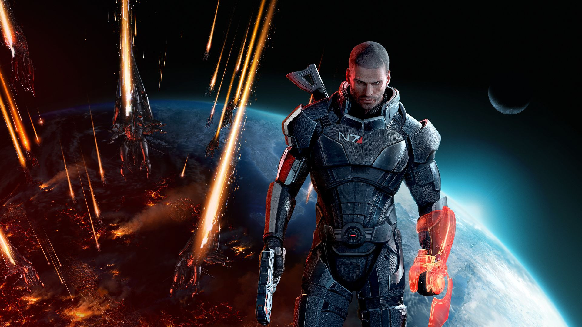 Mass Effect Trilogy Remastered Mass Effect Legendary Edition