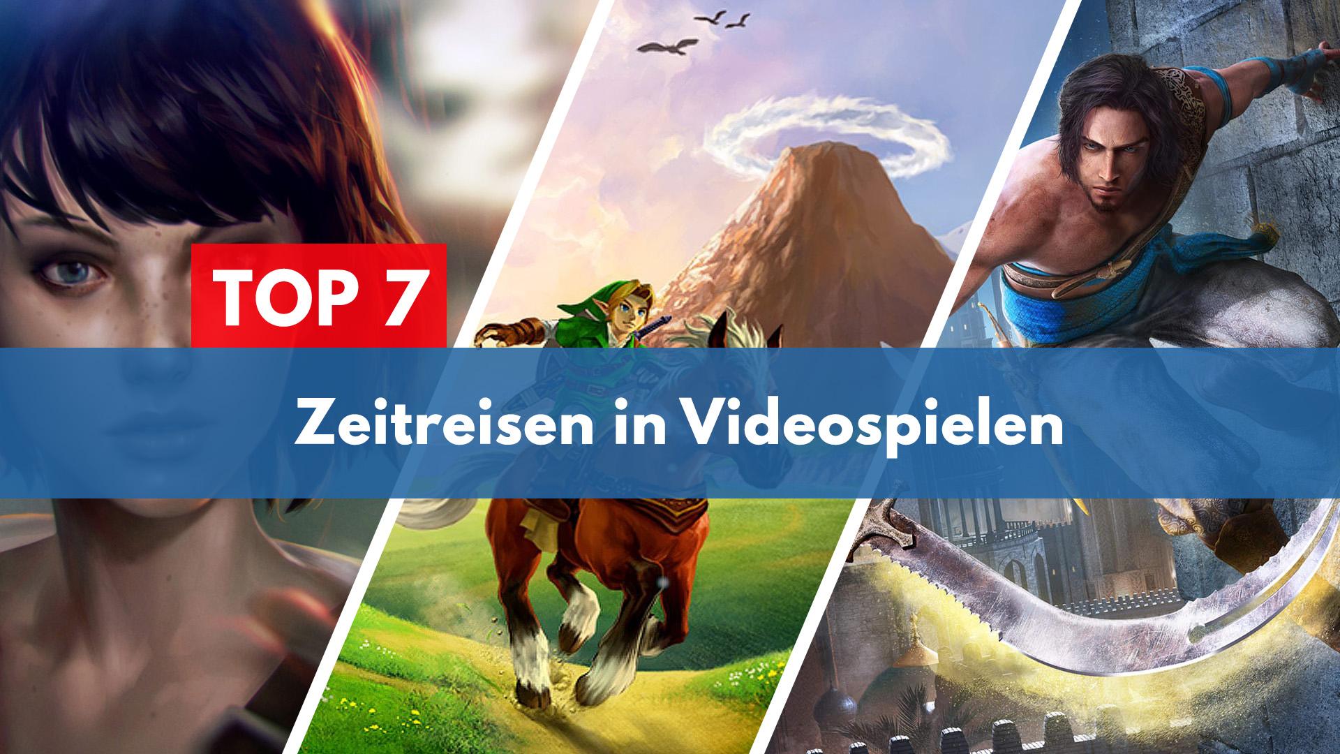 Top 7 Zeitreisen in Videospielen