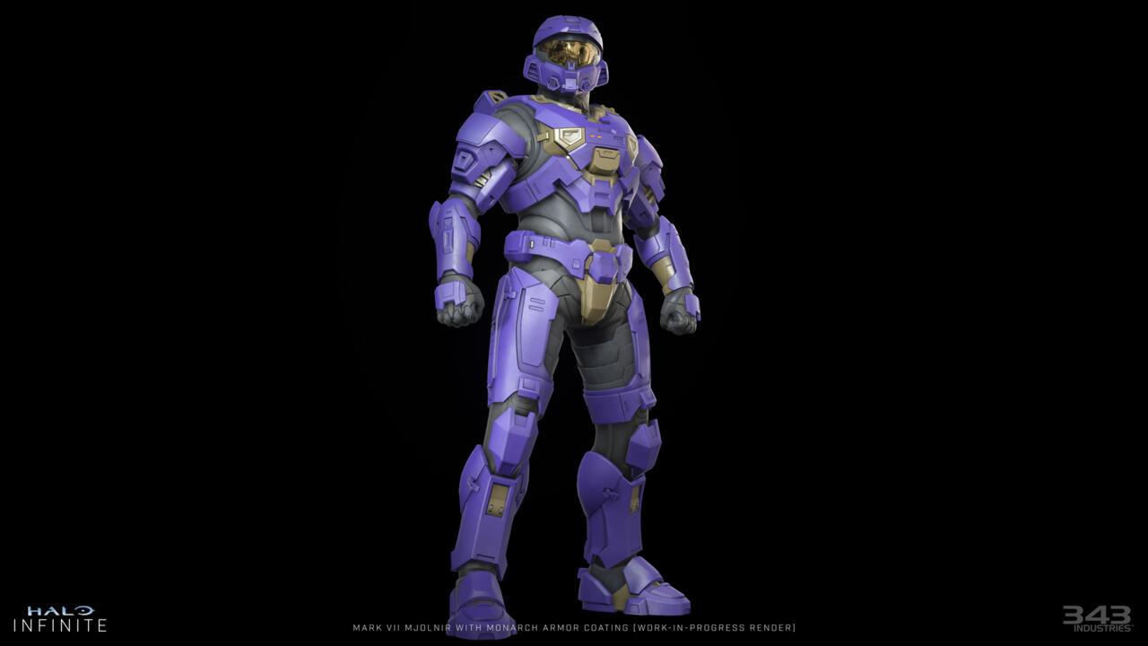 Halo Infinite Mark VII