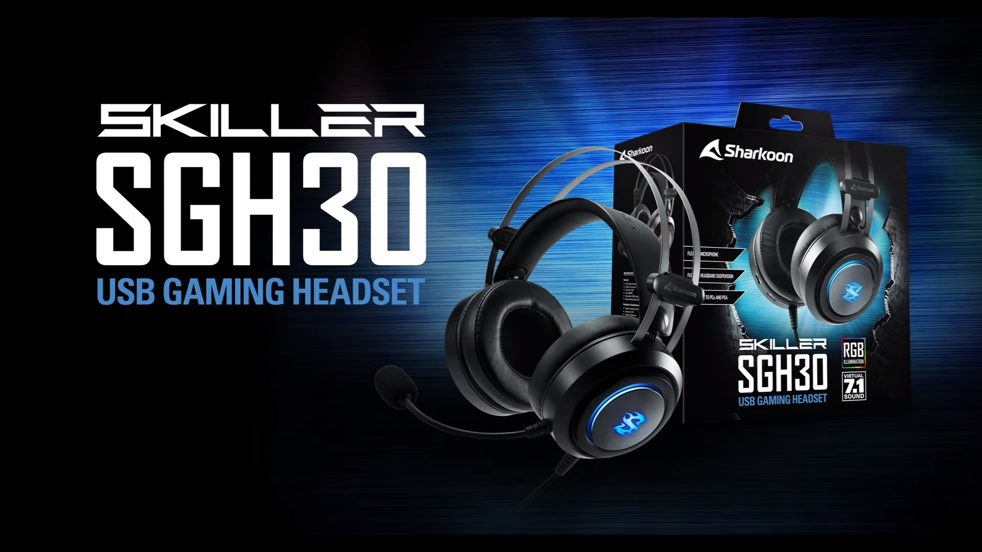 SKILLER SGH30