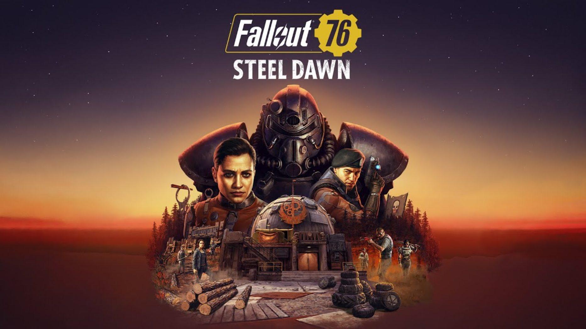Fallout 76 Stählerne Dämmerung