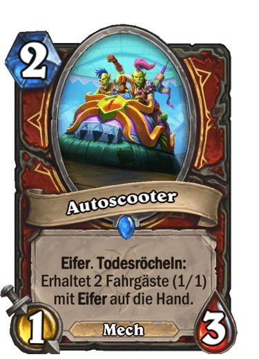 Hearthstone-Autoscooter