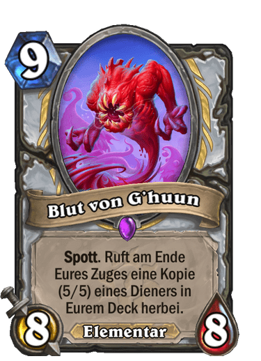 Hearthstone-Blut-von-Ghuun