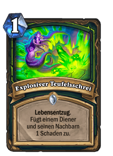 Hearthstone-Explosiver-Teufelsschrei