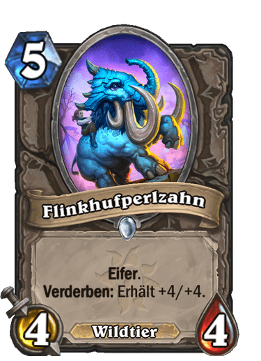 Hearthstone Flinkhufperlzahn
