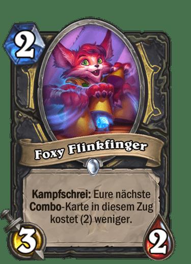Hearthstone-Foxy-Flinkfinger