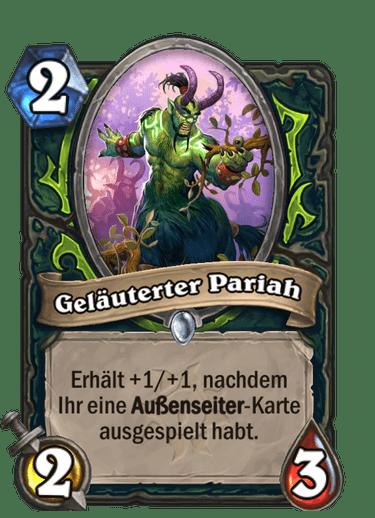 Hearthstone-Geläuterter-Pariah