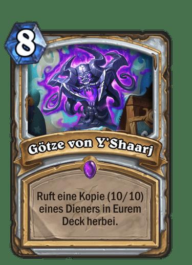 Hearthstone-Götze-von-YShaarj