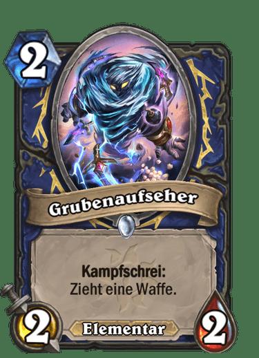 Hearthstone-Grubenaufseher