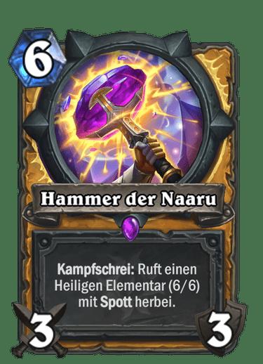 Hearthstone Hammer-der-Naaru