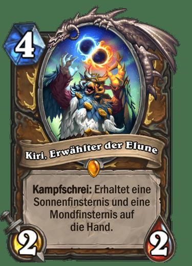 Hearthstone Kiri-Erwählter-der-Eluna