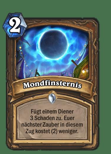 Hearthstone Mondfinsternis