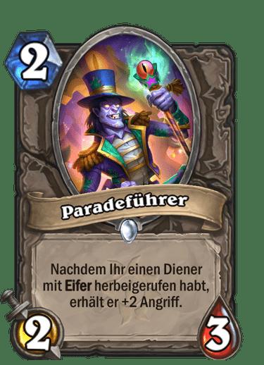 Hearthstone-Paradeführer