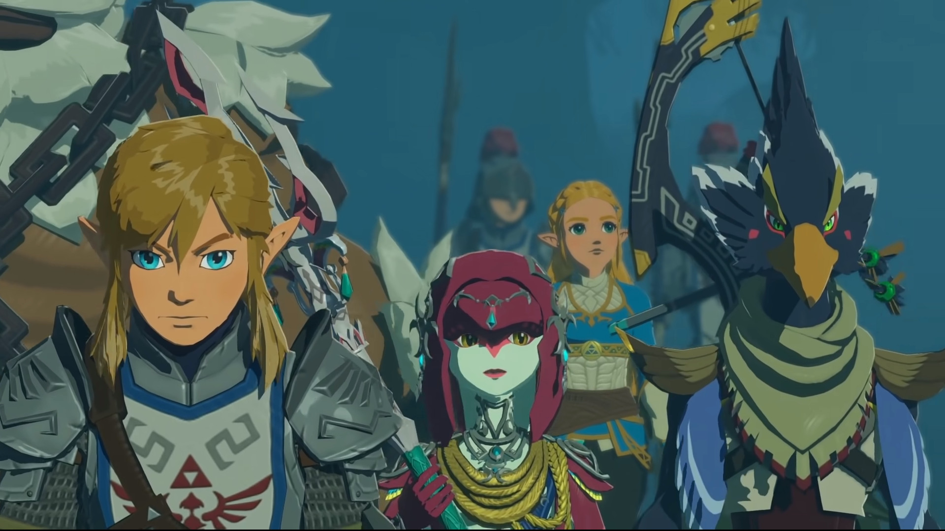 Hyrule Warriors Zeit Der Verheerung Warum Ihr Als Zeldafan Einen Blick Darauf Werfen Solltet Nat Games