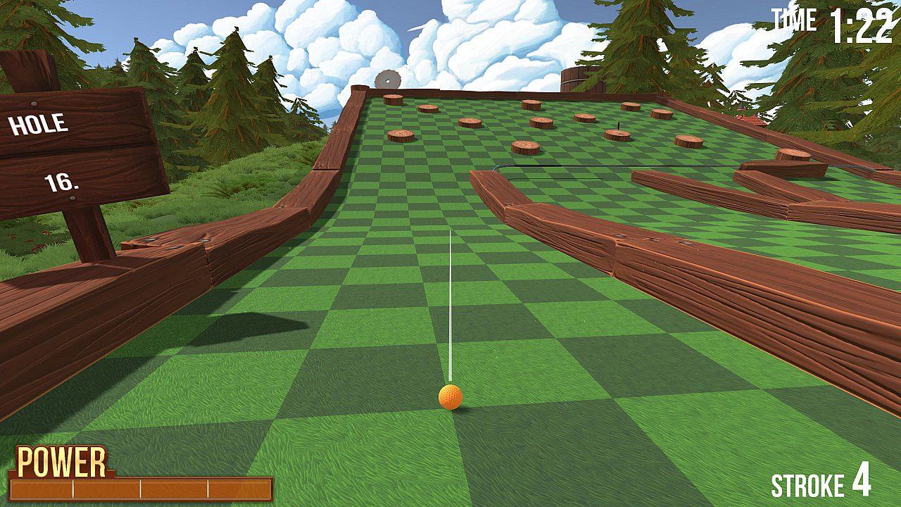 Top 7 Spiele für den Lockdown Golf it