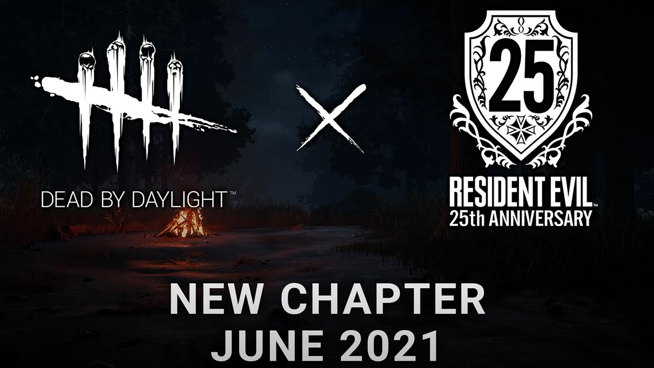 Resident Evil x Dead by Daylight