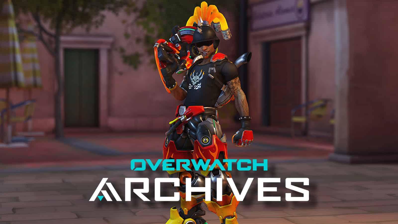 Overwatch Skins