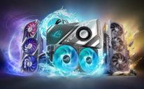 ASUS GeForce RTX 3080Ti RTX 3070Ti