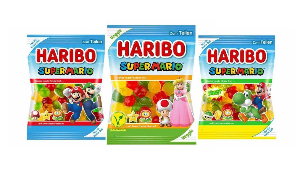 Super Mario Haribo