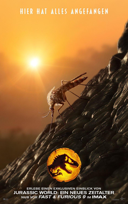 Titelbild: A Moros Intrepidus in JURASSIC WORLD: DOMINION (c) 2021 Universal Studios. All Rights Reserved.