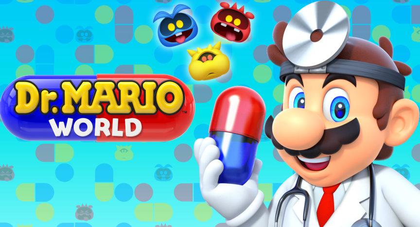 Dr. Mario World Mobile Nintendo