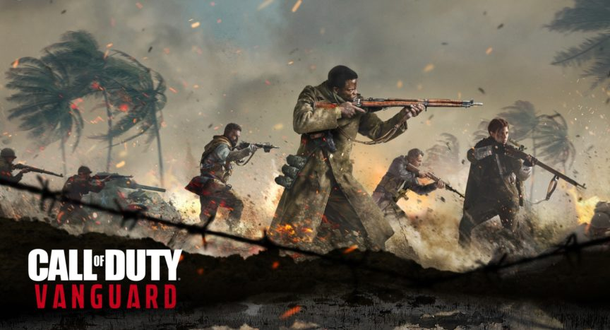 Call of Duty Vanguard Wallpaper