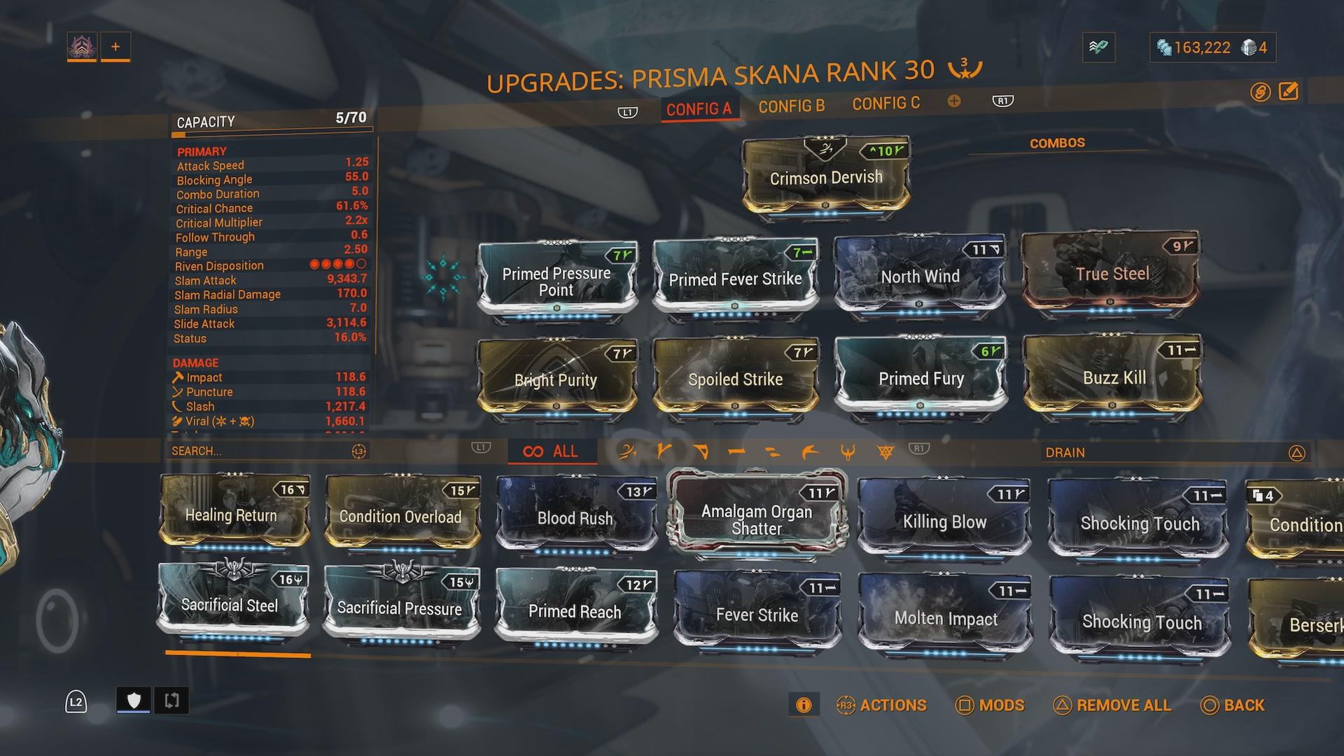 Warframe Gara Prime Access