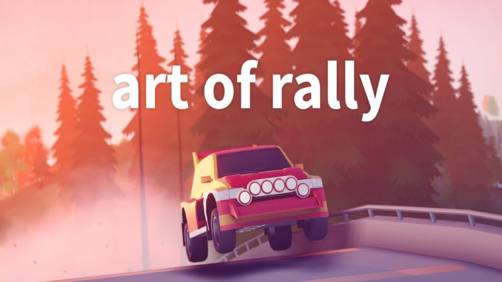 art of rally wallpaper