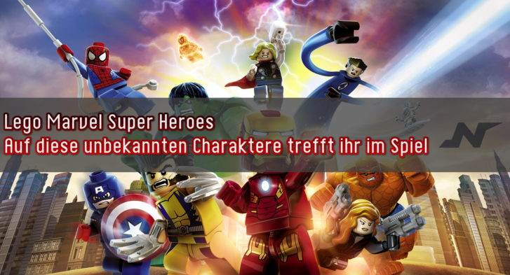 Lego Marvel Super Heroes Special