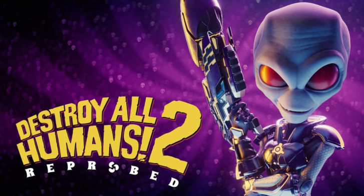 Destroy All Humans 2: Reprobed